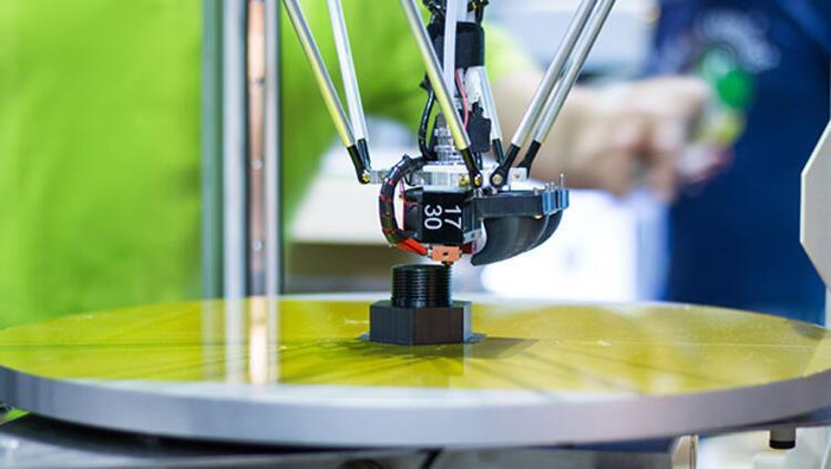 3D yazıcıları 100 kat hızlandıran teknoloji