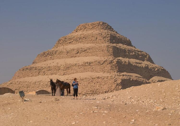 Mısırın dirilişi: 17 gizli piramit