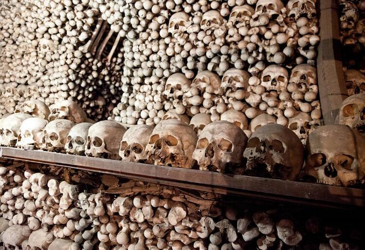 Sedlec Ossuary / Çek Cumhuriyeti