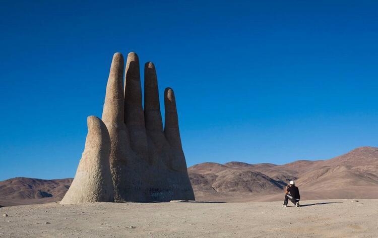 El Çölü (Mano del desierto) / Şili