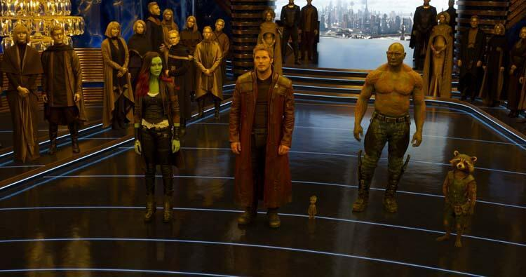 Guardians of the Galaxy (Galaksinin Koruyucuları / 2014)