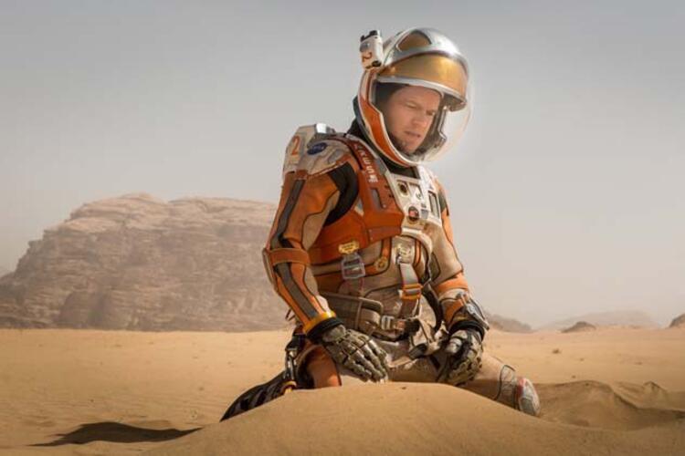 The Martian (Marslı / 2015)