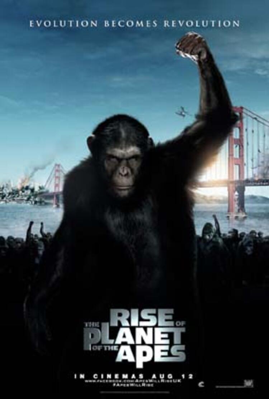 Rise of the Planet of the Apes (Maymunlar Cehennemi: Başlangıç / 2011)