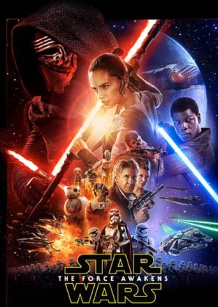 Star Wars: Güç Uyanıyor ( 2015)