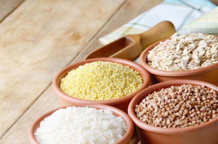 Kepekli tahıllar