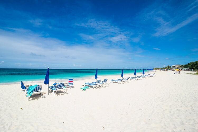 Karayipler'in en güzel plajları