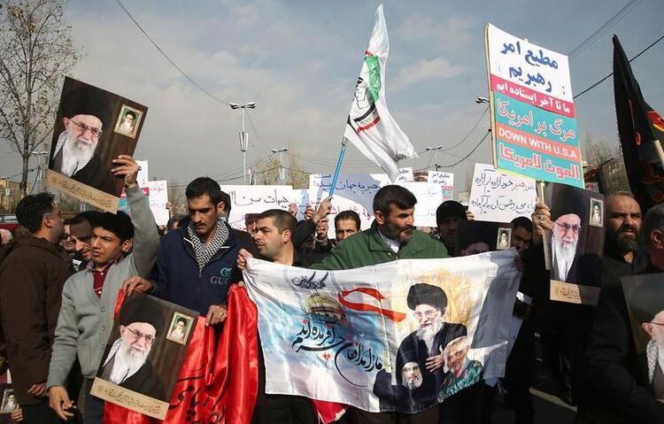 Lübnanda Hizbullahı silahlandırdı