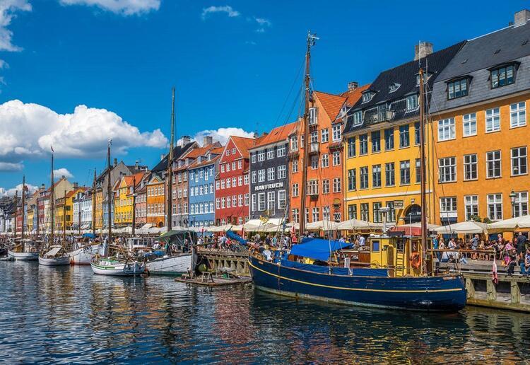 8- Kopenhag / Danimarka