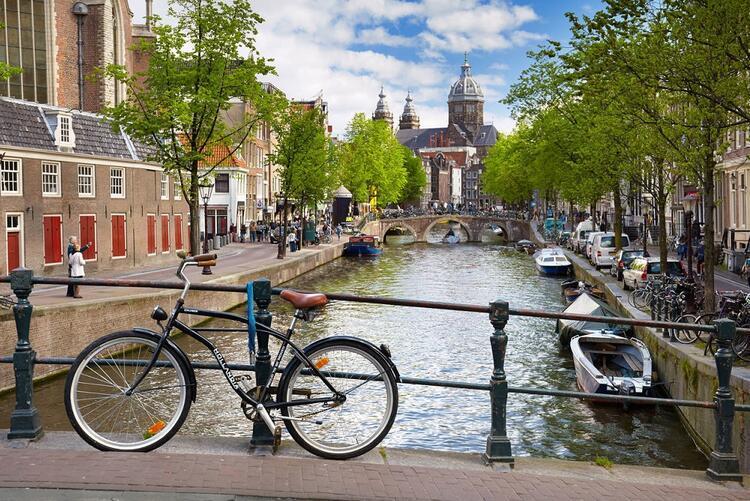 4- Amsterdam / Hollanda