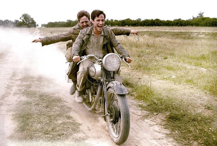 Motosiklet Günlükleri - Güney Amerika