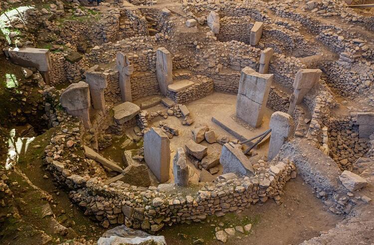 Piramitlerden 7 bin yıl önce yapıldı
