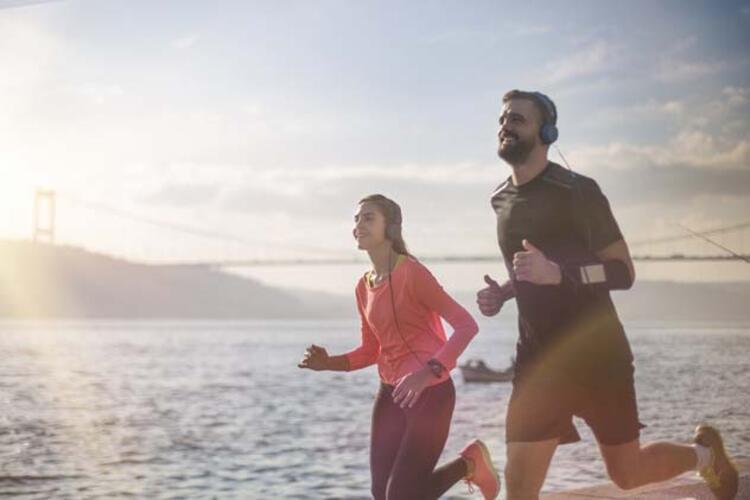 Egzersiz rutininizi başkalarınınkiyle karşılaştırmayı bırakırsınız