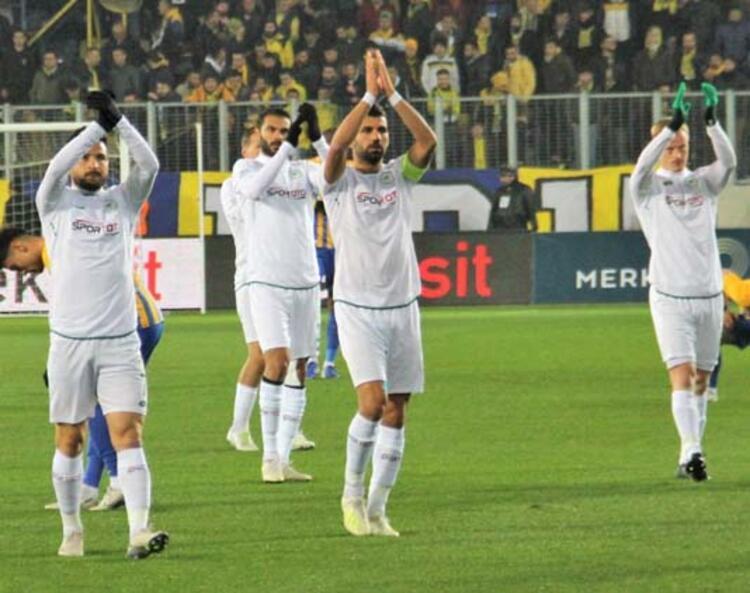 13 - İttifak Holding Konyaspor 37 puan