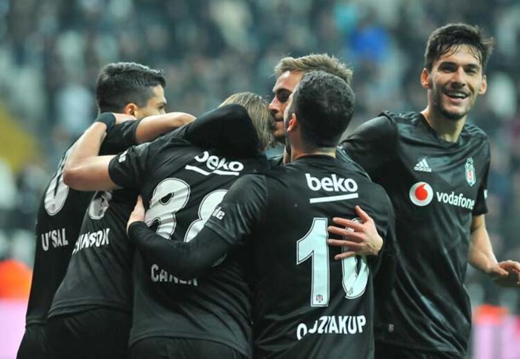6 - Beşiktaş 57 puan - Şampiyonluk oranı: % 2.1
