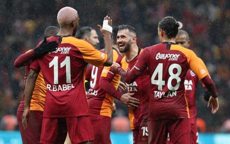5 - Galatasaray 58 - Şampiyonluk oranı: % 3.1