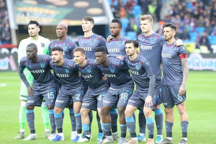 4 - Trabzonspor 61 puan - Şampiyonluk oranı: % 13