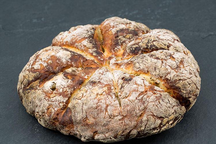 Karbonatlı ekmek, İrlanda
