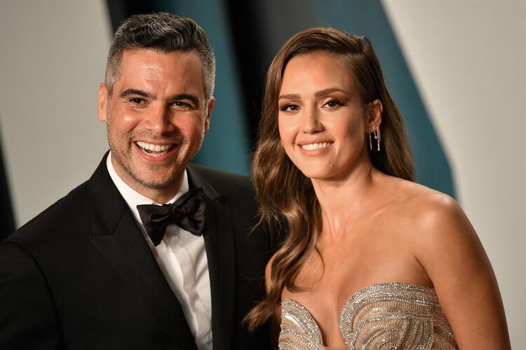 Jessica Alba ve kocası Cash Warren