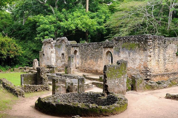 Gedi Ruins / Kenya