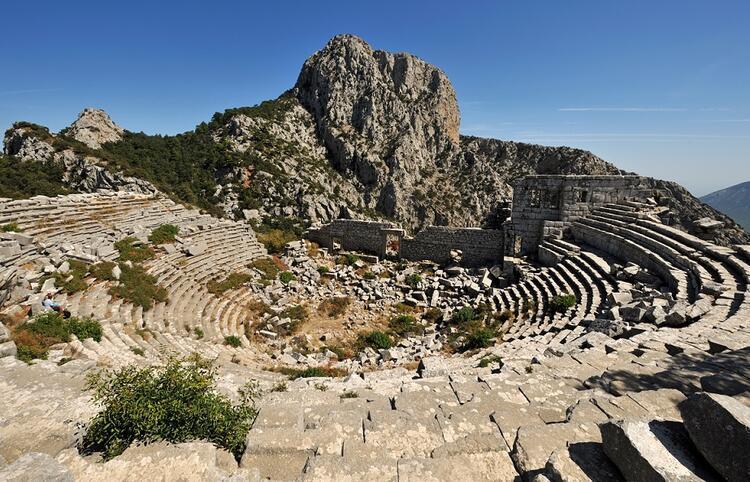 Termessos / Antalya / Türkiye