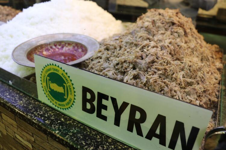 """""""Beyran, hastalıklara karşı kalkan"""""""