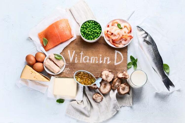Depresyonu azaltan D vitamini