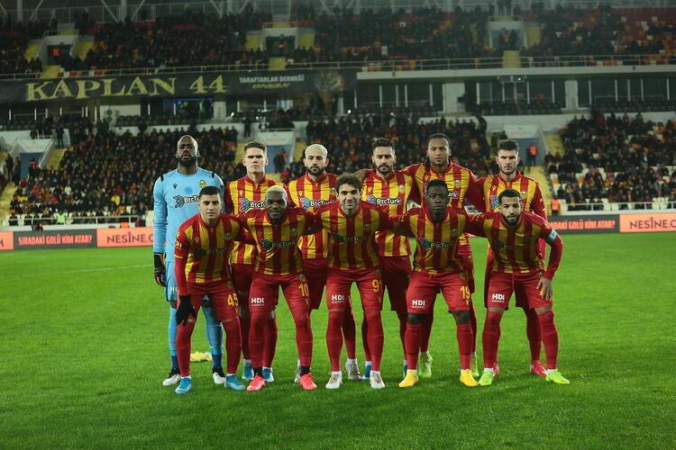 9 - BTC Turk Yeni Malatyaspor 42 puan