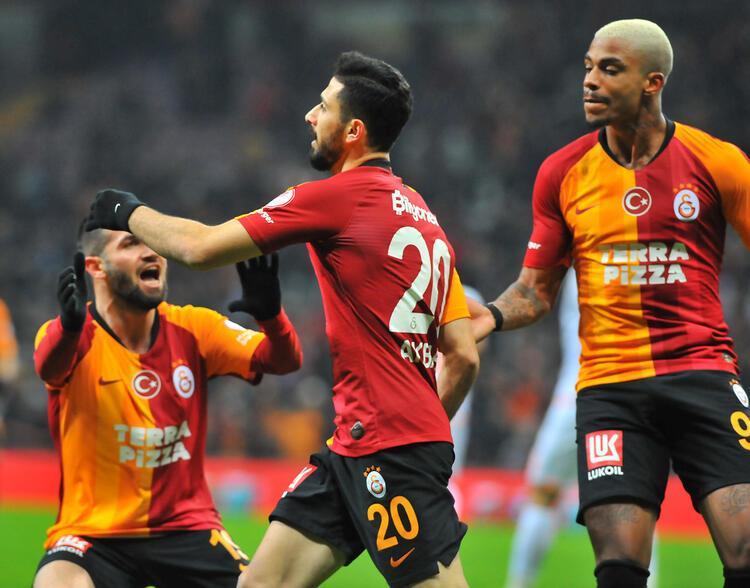 5- Galatasaray 61 puan - Şampiyonluk oranı: % 11.1