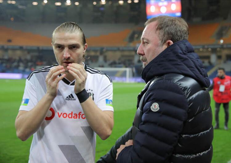 Güntekin Onay: Top ve oyun Beşiktaşın ama 3 puan Başakşehirin