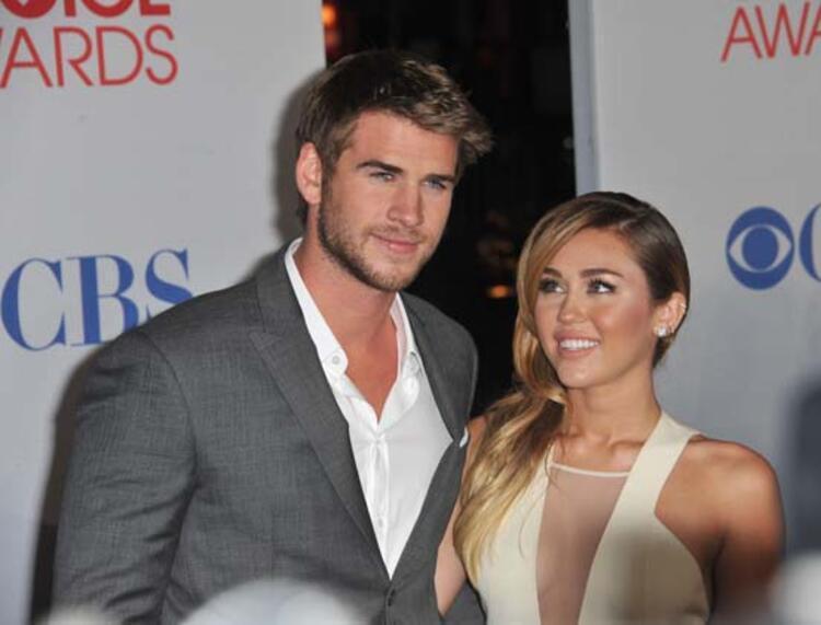 Miley Cyrus-Liam Hemsworth