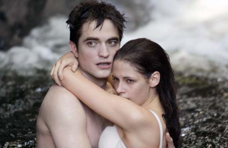 Robert Pattinson-Kristen Stewart
