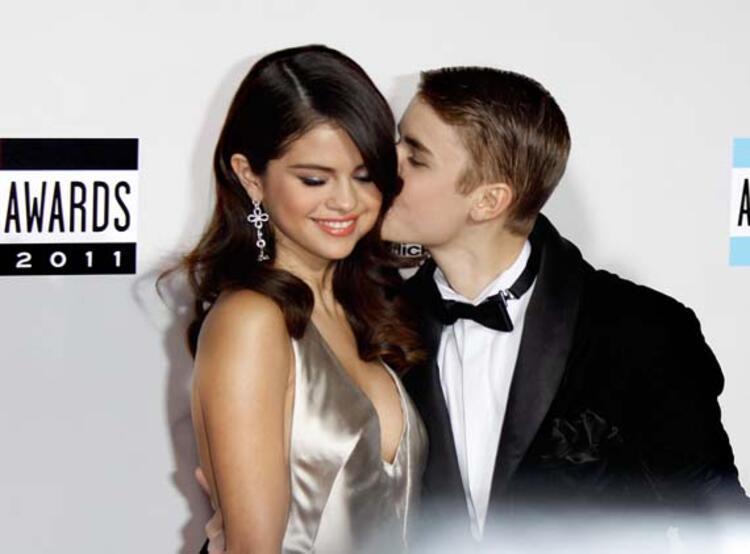 Selena Gomez-Justin Bieber
