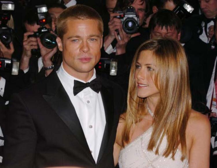 Jennifer Aniston-Brad Pitt