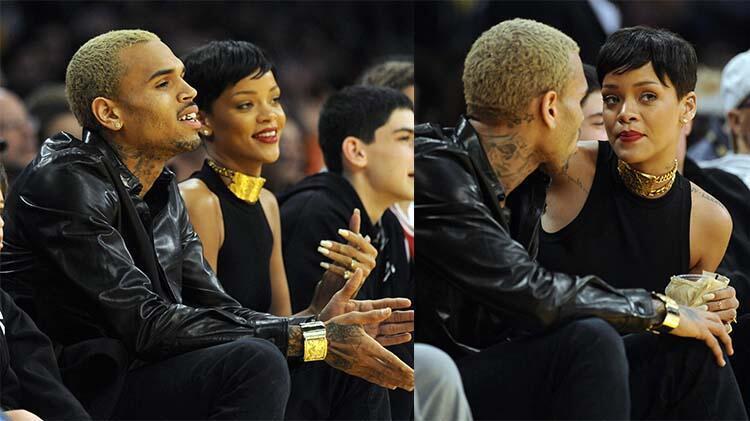 Rihanna-Chris Brown