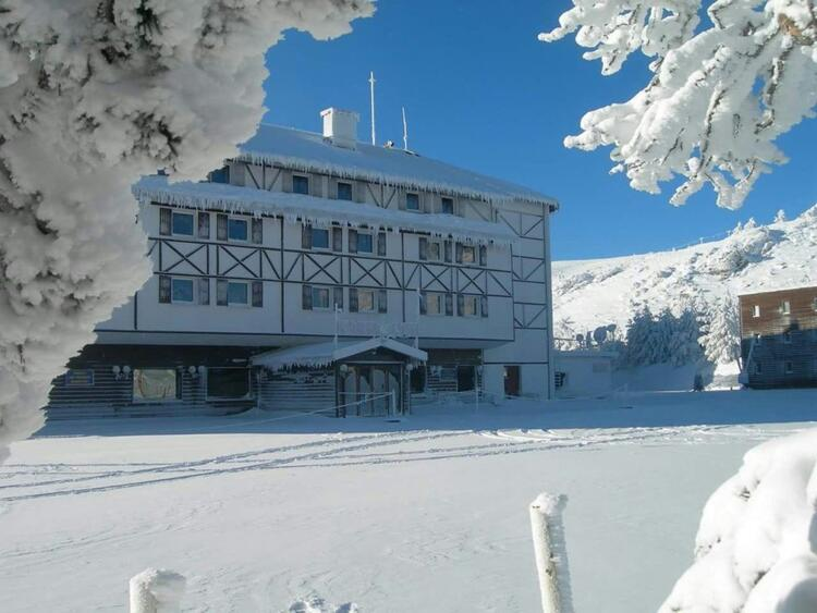 10- Kartal Otel, Kartalkaya
