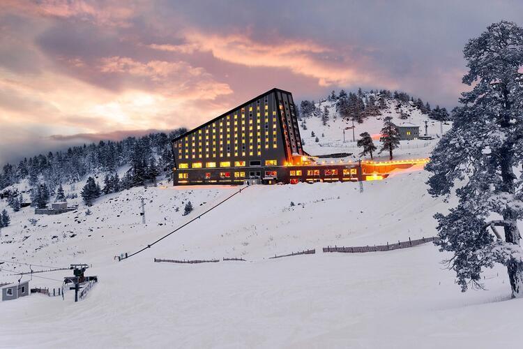 1- Kaya Palazzo Ski &  Mountain Resort, Kartalkaya