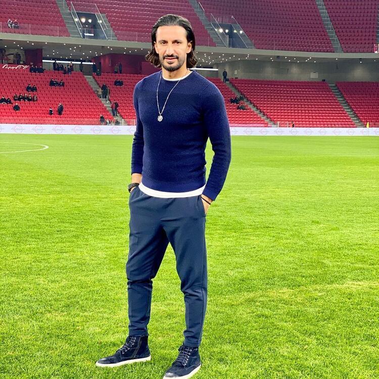 Hasan Kabze: Keşke futbolcu olup bu hafta maça çıksaydım
