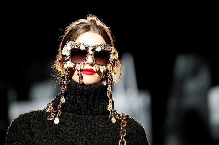 Milano Moda Haftası: Dolce & Gabbana Sonbahar Koleksiyonu