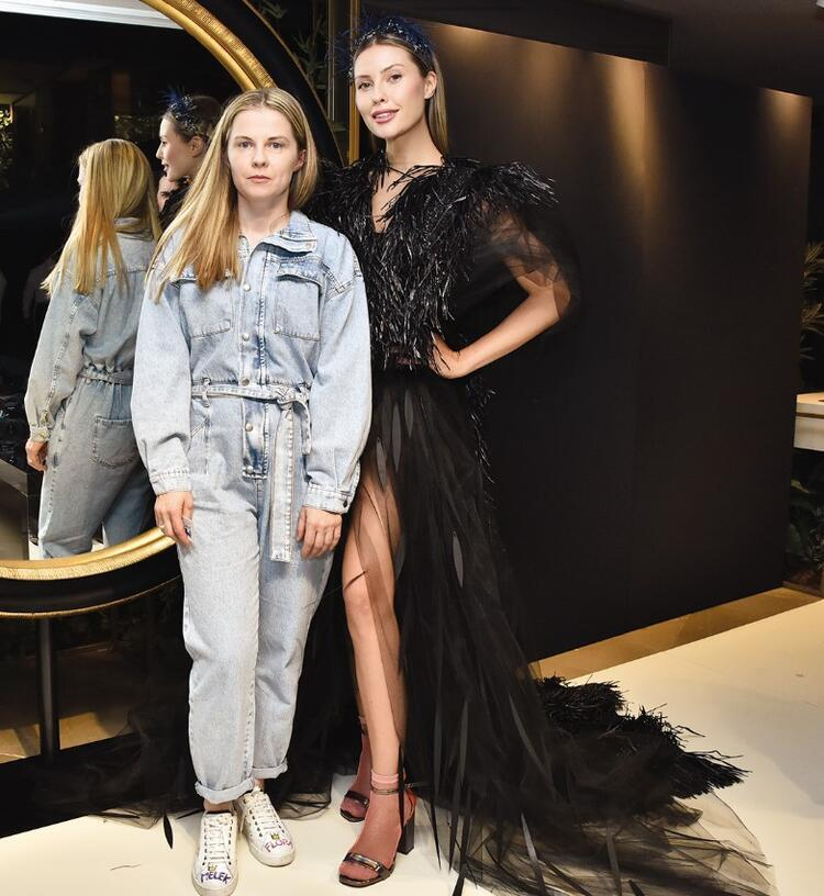 Türk modasını Milano'da tanıttı