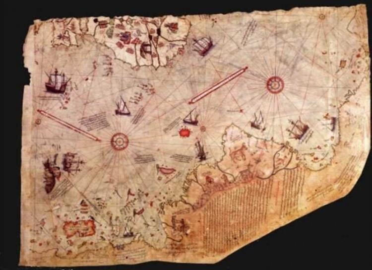 Geleceği gören harita