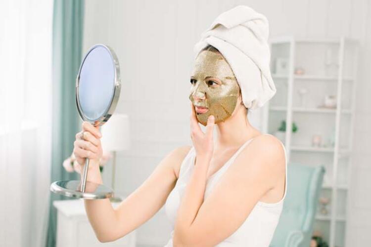 Yağlı ciltler için maske seçimi