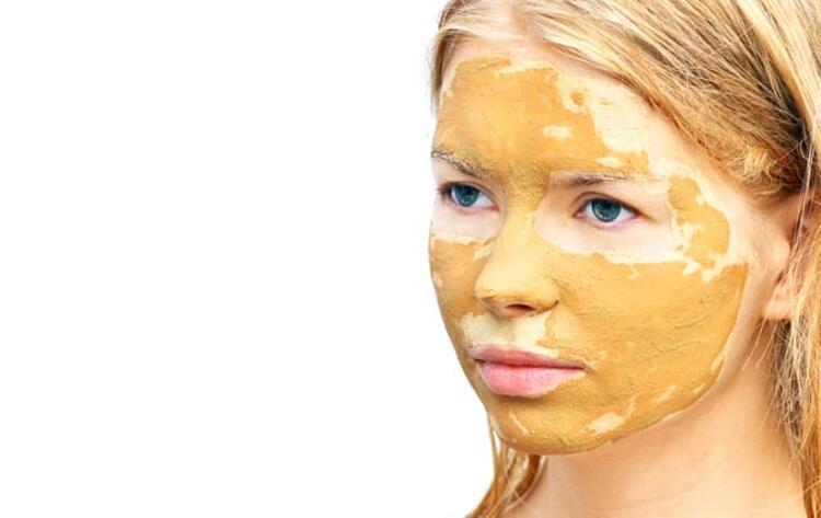 Karma cilt tipi için maske seçimi
