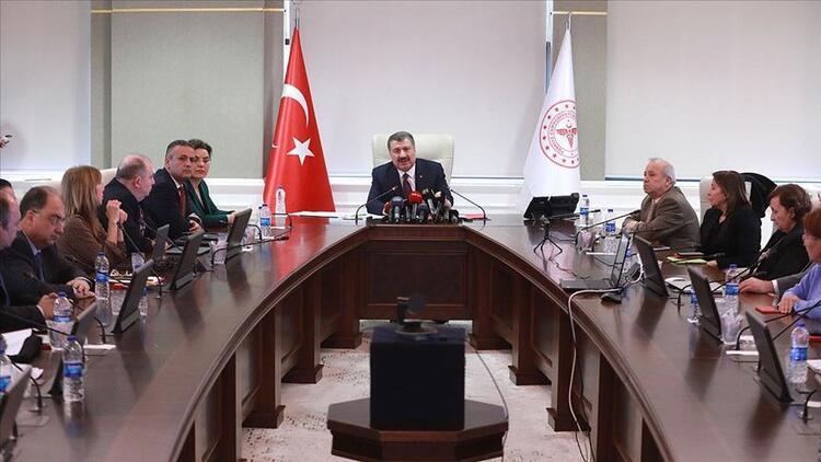 Sağlık Bakanı Koca: Numune alınan 1363 vakadan pozitif çıkan olmadı