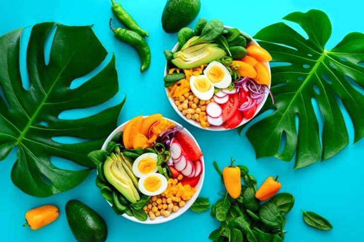 Yemeklere daha fazla meyve-sebze ekleyin