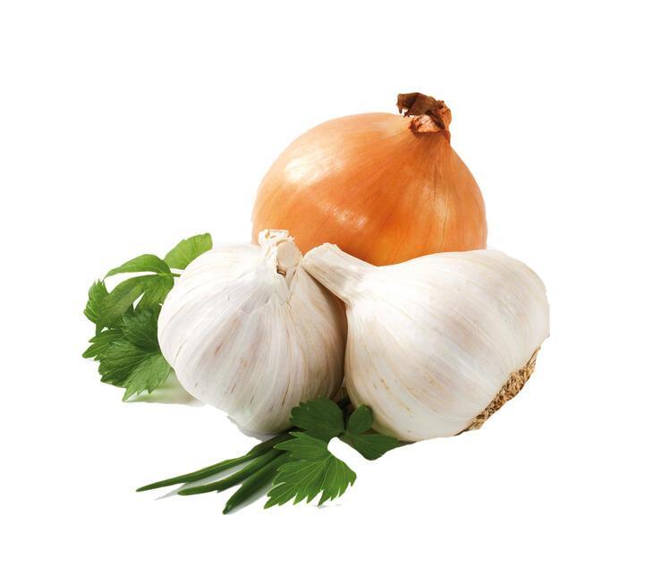 YANLIŞ 1 - Sarımsak, soğan yiyin