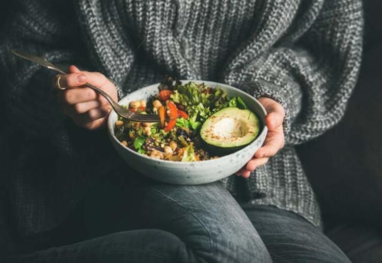 Vitamin Ağırlıklı Beslenin