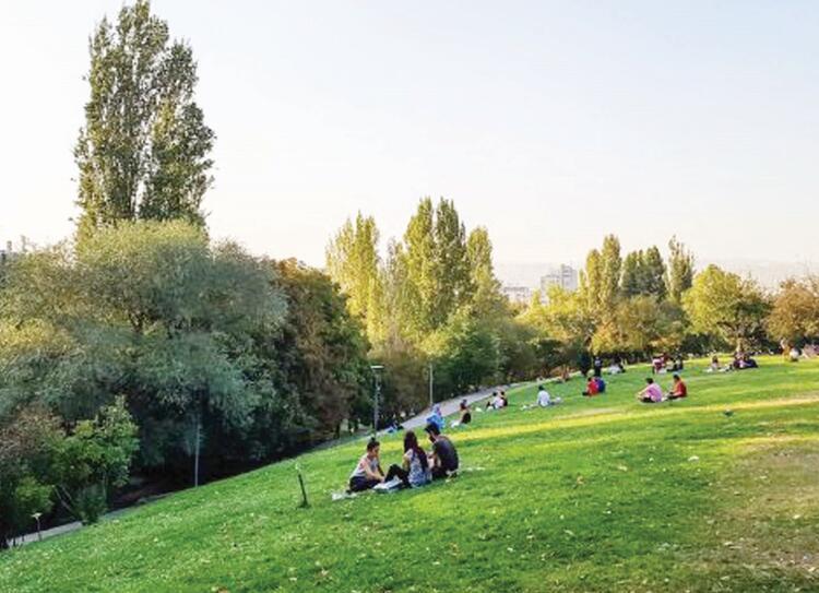 5 - Festivalden festival beğenin Seğmenler Parkı - ANKARA