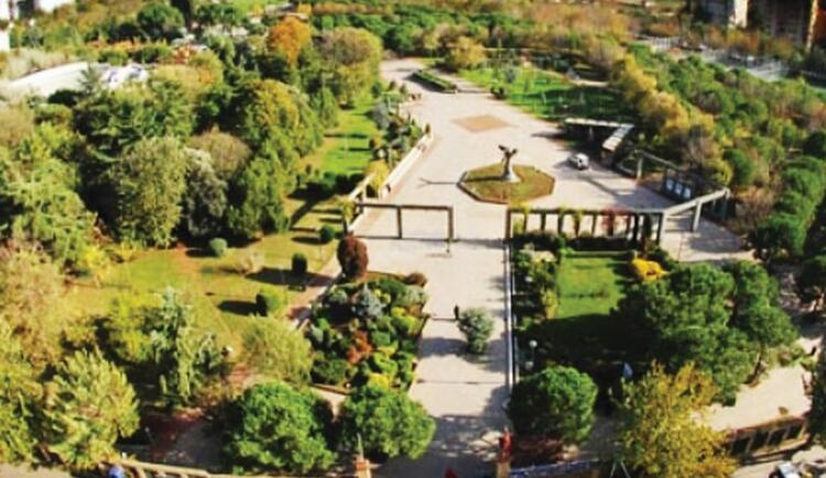 7 - Kadıköy'ün simgelerinden Selamiçeşme Özgürlük Parkı - İSTANBUL