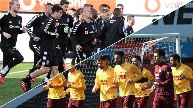 Galatasaray Beşiktaş derbi maçı ne zaman saat kaçta hangi kanalda Maç şifresiz mi