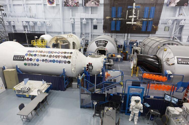NASA Uzay Araştırma Merkezine ve Hatta Marsa bile sanal tur var